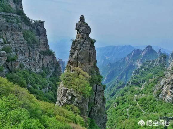石家庄附近有哪些山可以去爬?