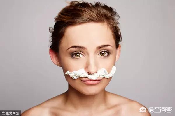 怎样祛除小胡子?