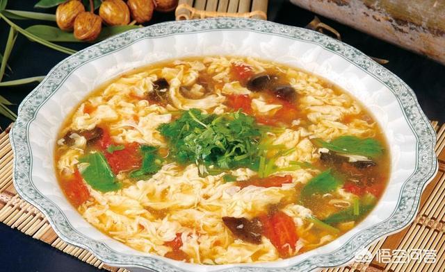 如何做出汤汁黏稠的西红柿蛋汤?(如何做西红柿鸡蛋汤好好吃)