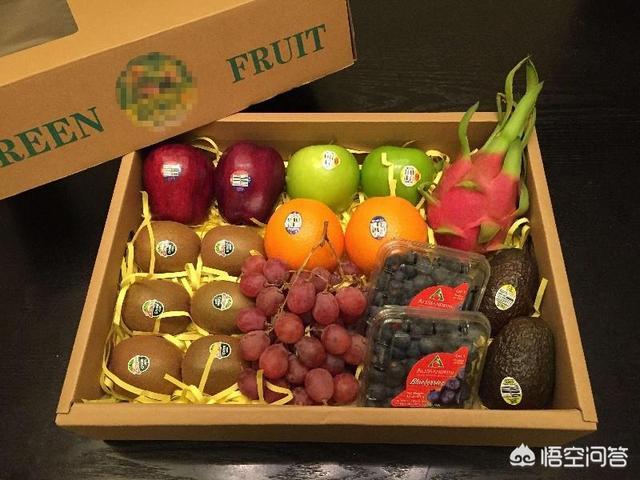 水果盒做教师节礼物,水果礼盒的制作技巧是怎么样的?(水果篮怎么搭配装水果)