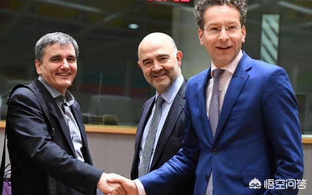 最新希腊债务协议 欧元区财长就希腊债务问题达