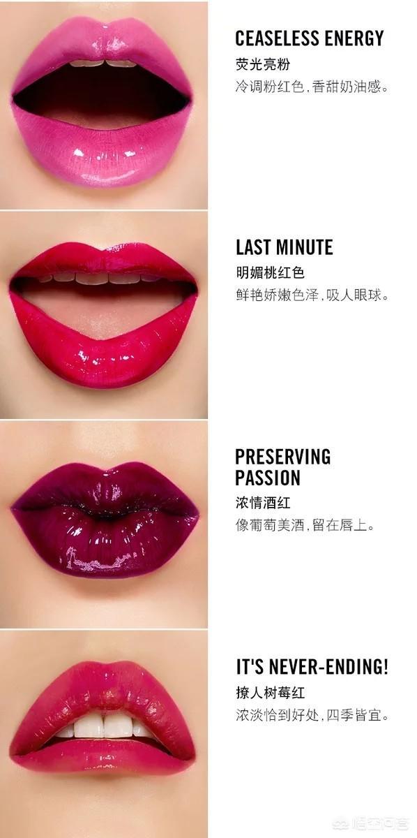 娇兰最热门的几只口红试色合集是怎样的?