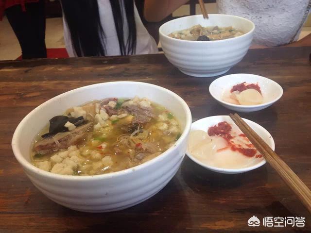 到渭南最不能错过的一道美食是什么?