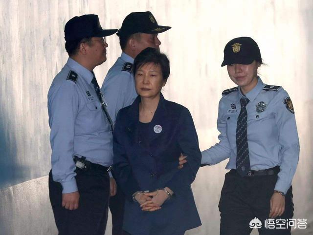 韩国前总统朴槿惠是在什么样的国际关系下被整
