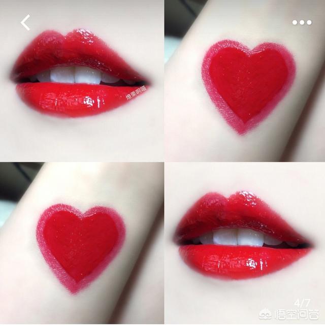 甜美又显白的水红色口红有哪些好的推荐?