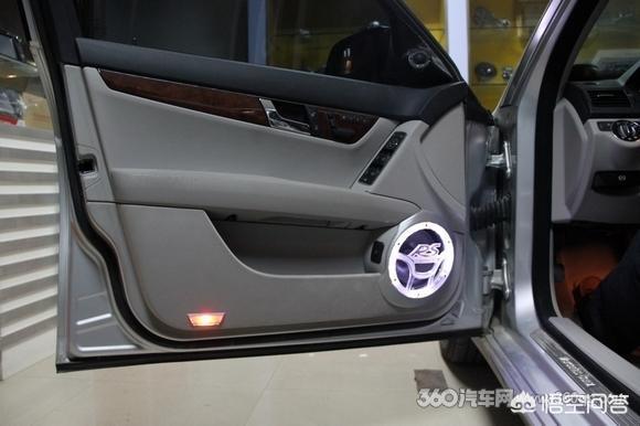 奔驰C200原车的音响怎么样?升级后效果明显吗?(图3)