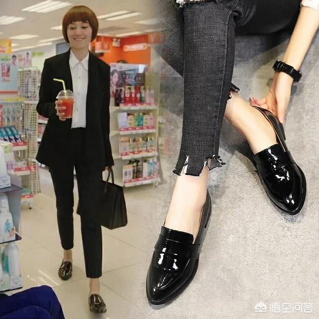 女式皮鞋,春秋款式,有没有推荐的?