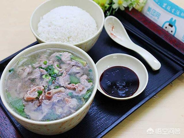 猪杂汤饭如何制作比较好吃?(猪杂汤饭的汤是什么配料)