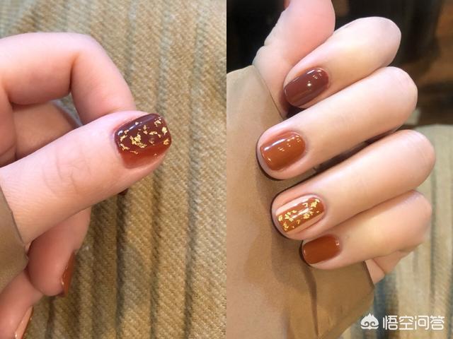 2014冬季流行美甲图片:秋天快到了,哪些美甲比较适合秋天?(相关长尾词)