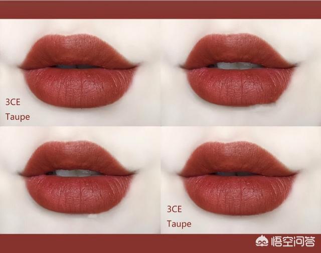 有哪些值得推荐的砖红色口红?