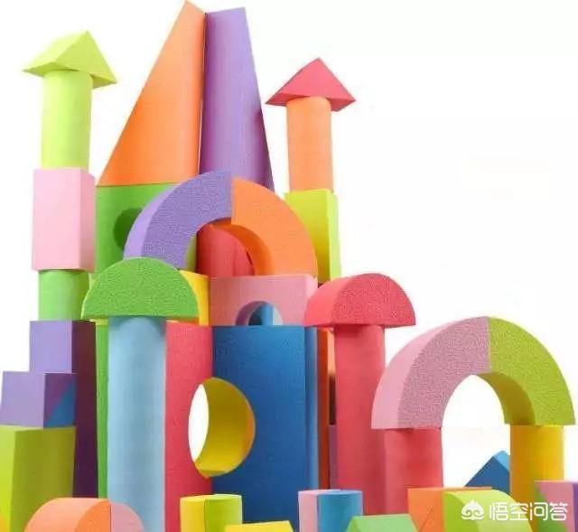 积木拼图大全100简易图,3岁多宝宝适合什么样的拼图?