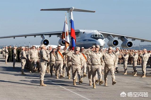俄罗斯和叙利亚战事 俄罗斯和叙利亚深夜发起总