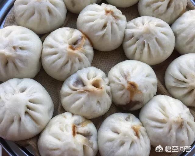 杭州小笼包怎么做,你们感觉好吃吗,和沙县的比怎么样?