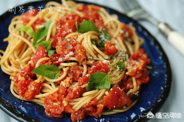 如何自制美味健康的意大利面?
