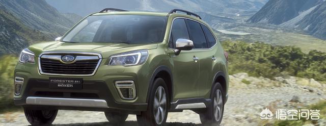 30万元以内,斯巴鲁森林人是最值得购买的进口车吗,为什么?