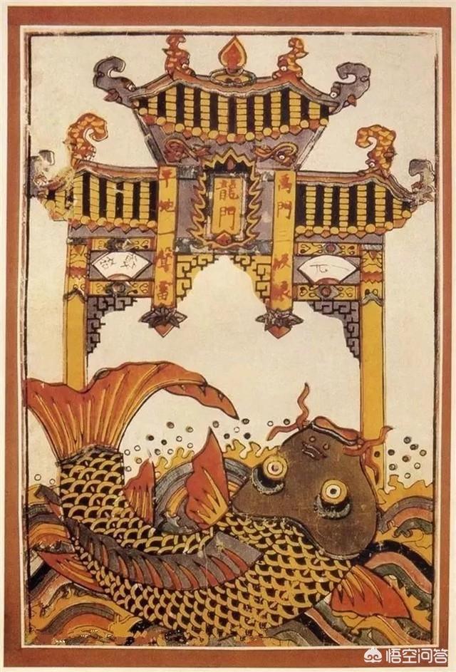 锦鲤图片求好运,为什么都说转发锦鲤能带来好运?
