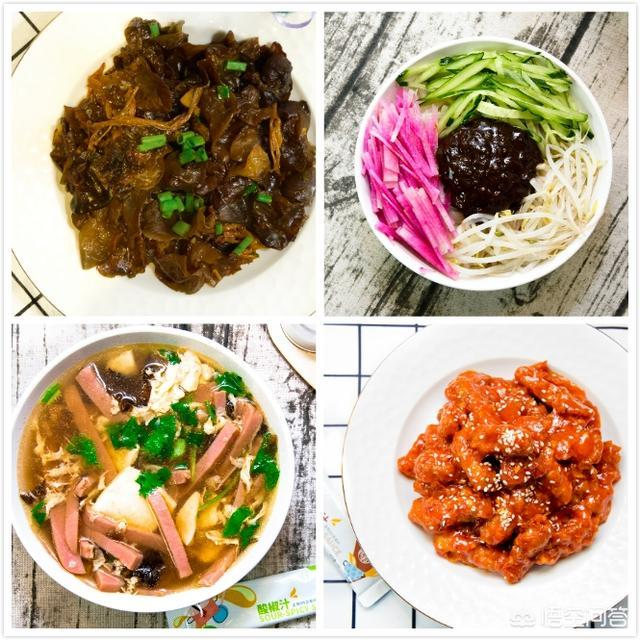有哪些简单易学的家常菜?