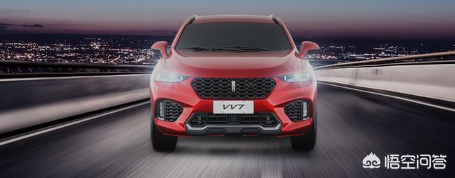 花多少钱购买WEY VV7顶配版比较合适?这款车的油耗高吗?