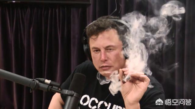 马斯克植发,亿隆·马斯克未来还会吸食大麻吗?