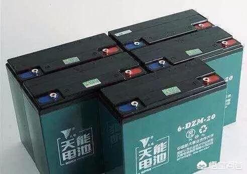 电瓶车铅酸电池60v20A如何改成双电60v20A的锂电池?需要注意什么?(图3)