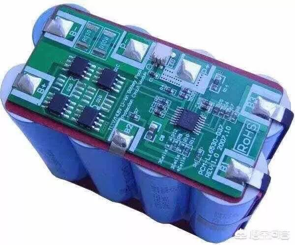 电瓶车铅酸电池60v20A如何改成双电60v20A的锂电池?需要注意什么?(图2)