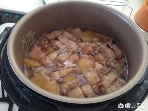 红烧肉能不能做咸口的呢?怎么做?