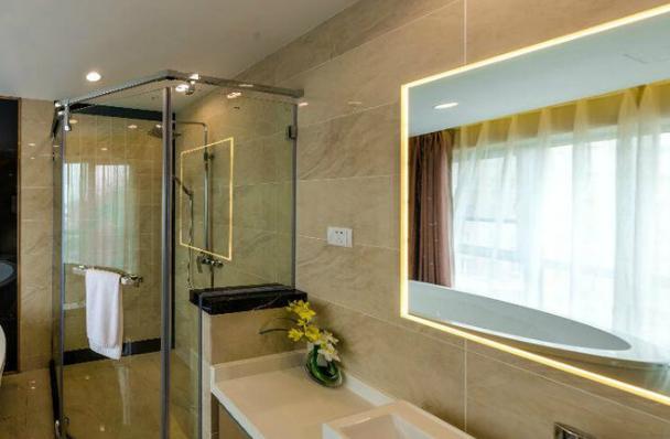 厨房地砖效果图大全,厨房、卫生间的墙砖如何搭配?