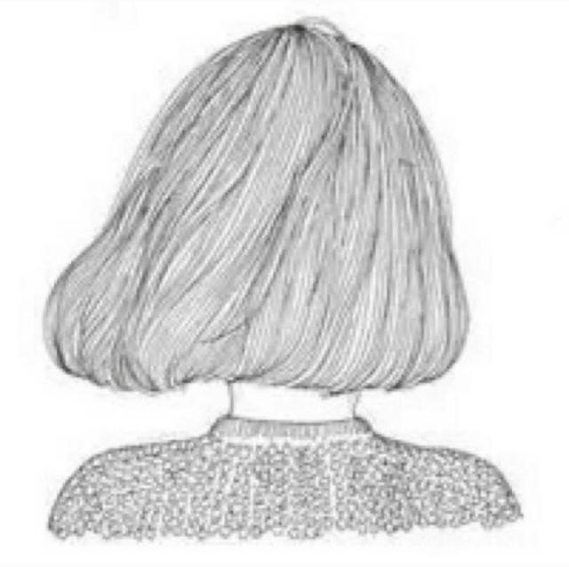 女生清新头像,有没有黑白色的闺蜜头像分享?