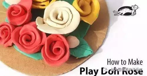 用粘土给老师教师节礼物最简单的,有什么漂亮的粘土作品可以分享吗?