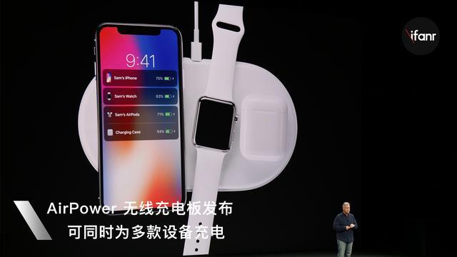 苹果AirPower无线充电器什么时候推出?