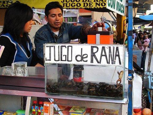 Dias,你知道的最恶心的一道菜是什么?