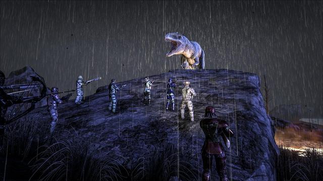 霸王龙圣诞节礼物,史前比霸王龙更厉害的恐龙都有哪些?