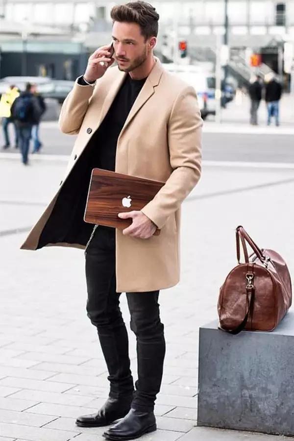 男生多高可以穿外套?(图22)