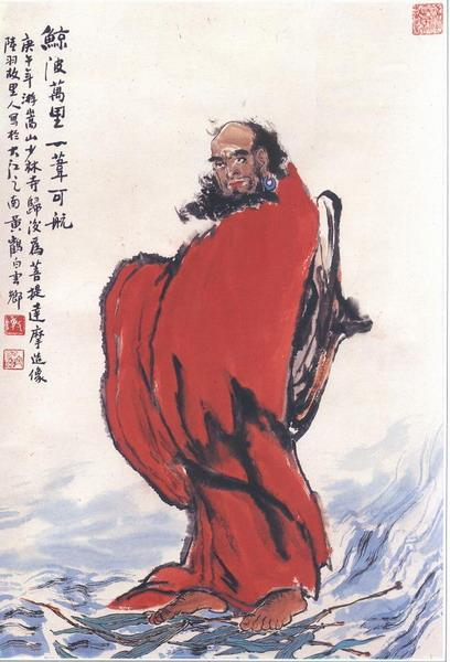 除了唐三藏,中国历史上有哪些名僧?(图4)