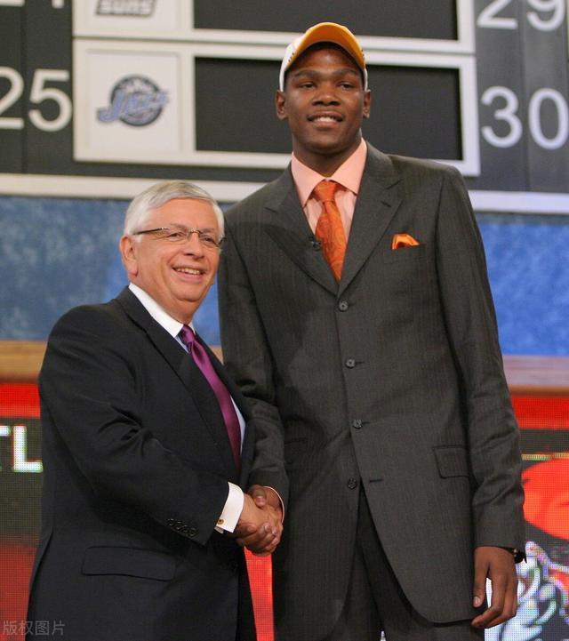 怎样评价NBA超级巨星杜兰特图3