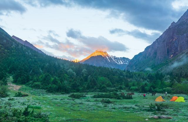 大家认为川西最美是哪个景点?