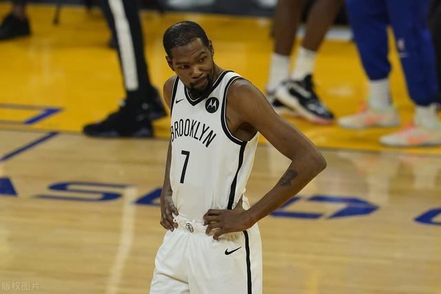怎样评价NBA超级巨星杜兰特图1