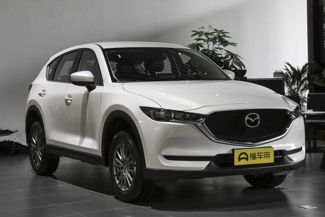 2020款2.0的马自达CX-5怎么样?落地价多少?