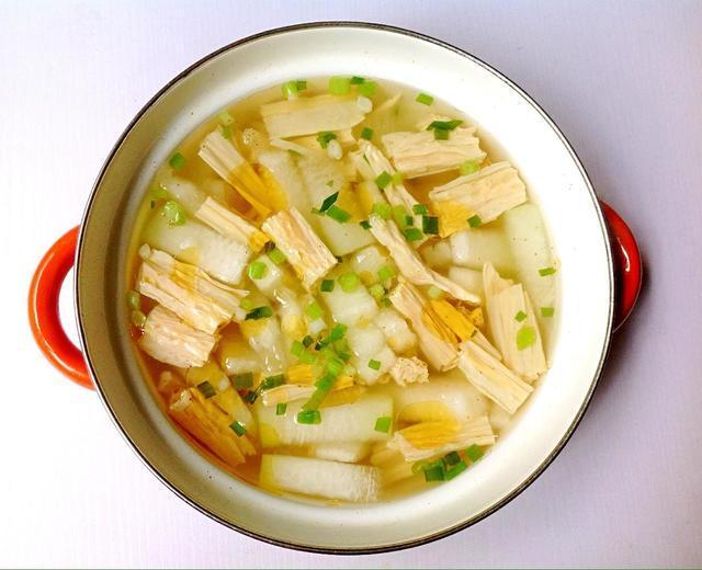 腐竹可以做汤吗?怎么做好吃?(腐竹汤怎么做好吃法)