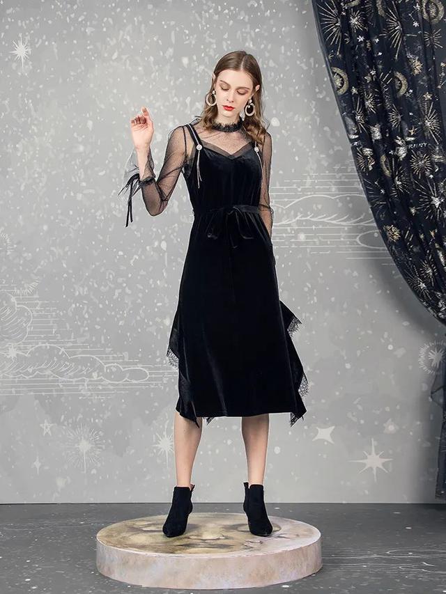 有哪些小众又便宜穿上靓女的裙子?
