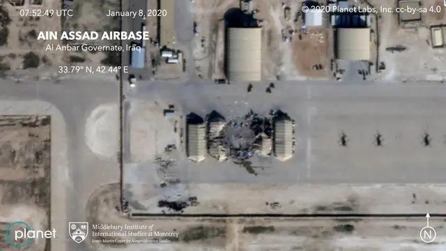 伊朗反击美国事件 这次关于伊朗的反击,美国到