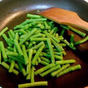怎样凉拌扁豆角吃着最脆?