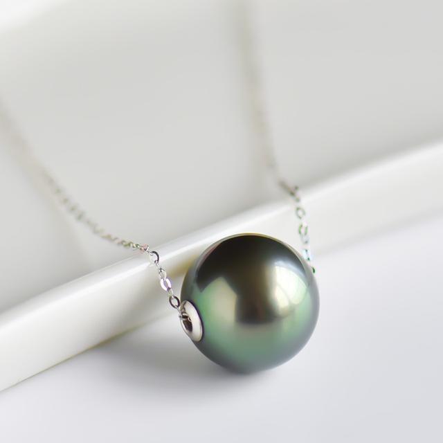 哪些款式的珍珠项链适合20岁左右的女孩子佩戴?插图1