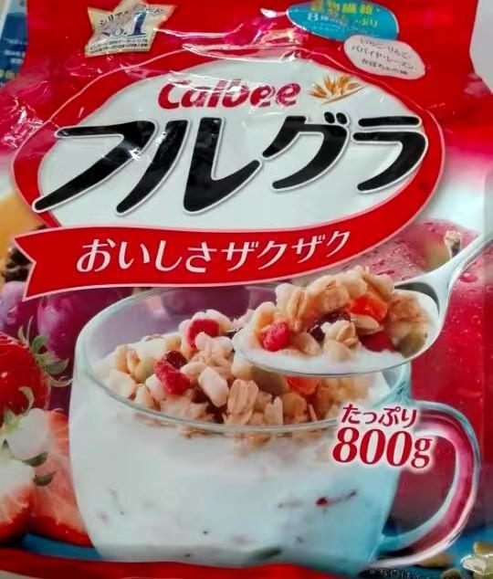 卡乐比水果麦片的正确吃法是什么啊?