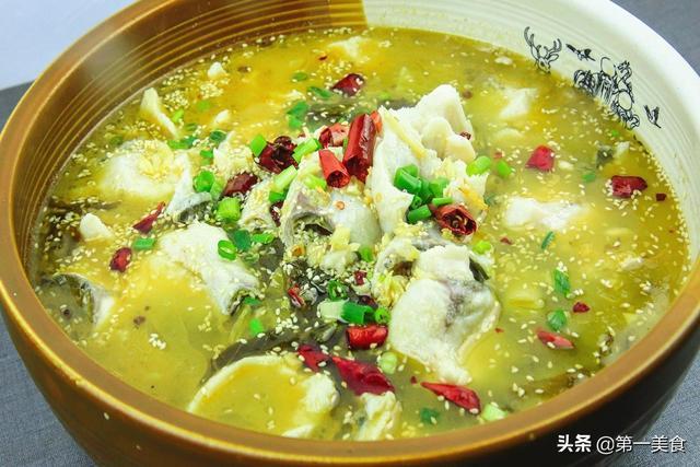 酸菜鱼的做法,做好吃的诀窍是什么?(酸菜鱼什么鱼最好)
