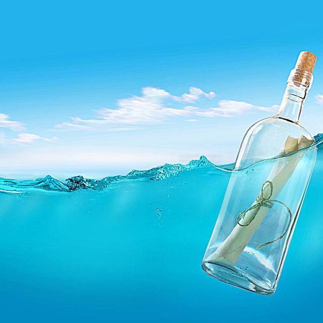 漂流瓶图片,如何发送带图片的漂流瓶?