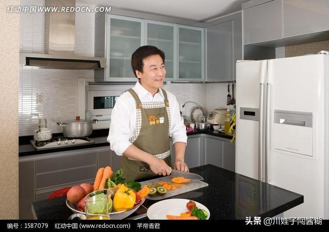 瘦脸按摩 :做家务的男人第二季西瓜