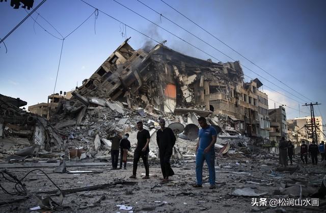 美国介入巴以冲突,盟友以色列却不买账,美以