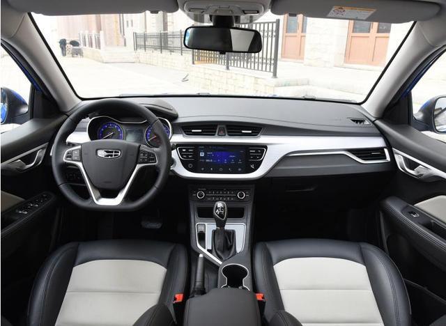 新手司机想买一辆吉利远景,为什么有人说这车好,有人说这车不行?(图2)