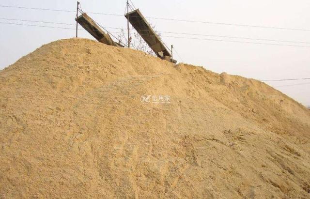 沙子多少钱一吨,市场价拉沙子一般多钱一吨?